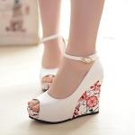 Preorder รองเท้าแฟชั่น สไตล์ เกาหลี 33-43 รหัส 9DA-6703