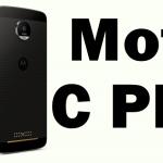 ฟิล์มกระจก Moto C Plus