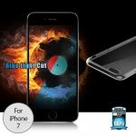 ฟิล์มกระจก + เคส iPhone 7 Full 3D (Excellence) สีดำ