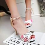 Preorder รองเท้าแฟชั่น สไตล์ เกาหลี 30-44 รหัส 9DA-9181