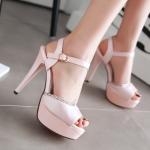 Preorder รองเท้าแฟชั่น สไตล์เกาหลี 33-43 รหัส 9DA-3892