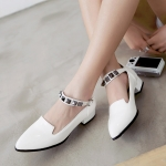 Preorder รองเท้าแฟชั่น สไตล์เกาหลี 34-43 รหัส 9DA-1602