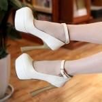 Preorder รองเท้าแฟชั่น สไตล์เกาหลี 32-43 รหัส 9DA-3285