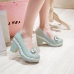 Preorder รองเท้าแฟชั่น สไตล์ เกาหลี 34-39 รหัส 9DA-9561