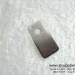 เคส iPhone5/5s/SE กากเพชรไล่สี สีดำ