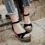 Preorder รองเท้าแฟชั่น สไตล์เกาหลี 32-43 รหัส 9DA-9518