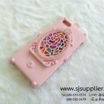 เคส iPhone 7 Annasui สีชมพู