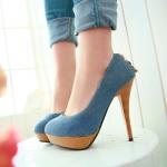 Preorder รองเท้าแฟชั่น สไตล์เกาหลี 34-43 รหัส HZ-9245