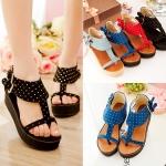 Preorder รองเท้าแฟชั่น สไตล์เกาหลี 34-43 รหัส 9DA-7594