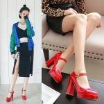 Preorder รองเท้าแฟชั่น สไตล์เกาหลี 32-43 รหัส 9DA-5829