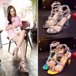 Preorder รองเท้าแฟชั่น สไตล์เกาหลี 31-44 รหัส 9DA-6663