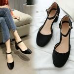 Preorder รองเท้าแฟชั่น สไตล์ เกาหลี 31-47 รหัส 9DA-0225