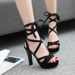 Preorder รองเท้าแฟชั่น สไตล์ เกาหลี 32-43 รหัส 9DA-6298