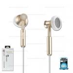 รับประกันสินค้า 1 ปี โดย Remax (Thailand) หูฟัง REMAX Small Talk 305M สีทอง