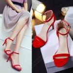 Preorder รองเท้าแฟชั่น สไตล์เกาหลี 33-43 รหัส 55-2893