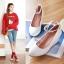 Preorder รองเท้าแฟชั่น สไตล์เกาหลี 32-43 รหัส 55-6562 thumbnail 2