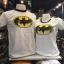 แบทแมน สีขาว (Batman logo draw) thumbnail 1
