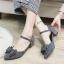 Preorder รองเท้าแฟชั่น สไตล์เกาหลี 35-41 รหัส GB-7682 thumbnail 1