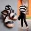 Preorder รองเท้าแฟชั่น สไตล์เกาหลี 34-42 รหัส 914-5982 thumbnail 1