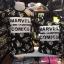 โลโกมาร์เวลสีดำ (Logo MARVEL COMIC black) thumbnail 1