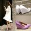 Preorder รองเท้าแฟชั่น สไตล์เกาหลี 33-43 รหัส 9DA-3719 thumbnail 2