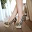 Preorder รองเท้าแฟชั่น สไตล์ เกาหลี 32-44 รหัส 9DA-0763 thumbnail 1