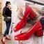 Preorder รองเท้าแฟชั่น สไตล์เกาหลี 33-46 รหัส 9DA-7486 thumbnail 1