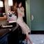 รหัส MN7 เดรสสไตล์เกาหลี ดีเทลผ้าลูกไม้เนื้อละเอียด ทรงเข้ารูป คอกลมแขนยาว ติดซิปด้านหลัง มีซับในตัว thumbnail 2