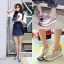 Preorder รองเท้าแฟชั่น สไตล์เกาหลี 31-43 รหัส 9DA-6956 thumbnail 2