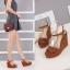 Preorder รองเท้าแฟชั่น สไตล์เกาหลี 30-42 รหัส MP-6861 thumbnail 1