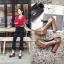 Preorder รองเท้าแฟชั่น สไตล์ เกาหลี 32-42 รหัส 9DA-9048 thumbnail 1