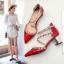 Preorder รองเท้าแฟชั่น สไตล์เกาหลี 34-43 รหัส 9DA-9813 thumbnail 1