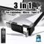 สายชาร์จ 3in1 Iphone6/Micro/Type-C (GPLEX) REMAX สีดำ thumbnail 1