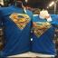 ซุปเปอร์แมน สีน้ำเงิน (Superman blue logo yellow) thumbnail 1