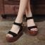Preorder รองเท้าแฟชั่น สไตล์ เกาหลี 34-39 รหัส 9DA-7608 thumbnail 1