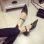 Preorder รองเท้าแฟชั่น สไตล์เกาหลี 35-39 รหัส GB-2102 thumbnail 1