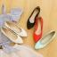Preorder รองเท้าส้นเตี้ย 30-50 รหัส 9DA-6698 thumbnail 1