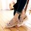 Preorder รองเท้าแฟชั่น สไตล์เกาหลี 34-43 รหัส 55-2830 thumbnail 2