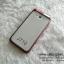เคส Samsung J7 (2016) Slim Armor หลังใส สีแดง thumbnail 1