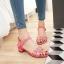 Preorder รองเท้าแฟชั่น สไตล์ เกาหลี 34-43 รหัส 55-6828 thumbnail 1