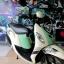 (( ปีดการขายแล้วอีกคัน )) Fino125 i สีเขียว รุ่นใหม่ล่าสุด thumbnail 2