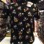 มิ้กกี้เมาส์ สีดำ (Mickey triangle tiny CODE:0671) thumbnail 1