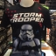 สตาร์วอร์ ผ้า premium SCUBA (Storm trooper CODE:0794) thumbnail 1