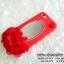 เคส iPhone 6/6s Plus ดอกไม้กระจก สีแดง thumbnail 1
