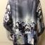 เสื้อคอแฟชั่นผ้าเมสัน By PISTA สีเทา Size 46 thumbnail 5