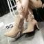 Preorder รองเท้าแฟชั่น สไตล์เกาหลี 34-42 รหัส 9DA-0067 thumbnail 1