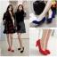 Preorder รองเท้าแฟชั่น สไตล์เกาหลี 32-43 รหัส 9DA-0771 thumbnail 3