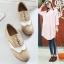 Preorder รองเท้าแฟชั่น สไตล์เกาหลี 33-42 รหัส 9DA-4444 thumbnail 1