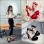 Preorder รองเท้าแฟชั่น สไตล์เกาหลี 34-43 รหัส 9DA-60500 thumbnail 3
