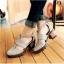 Preorder รองเท้าแฟชั่น สไตล์เกาหลี 33-43 รหัส 55-4758 thumbnail 1